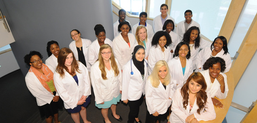 Horizons in Medicine students