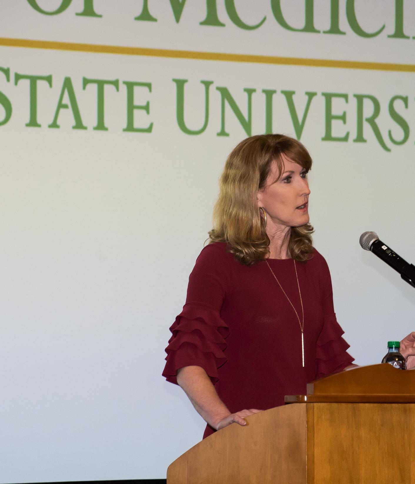 Debbie Antonelli, 2018 speaker