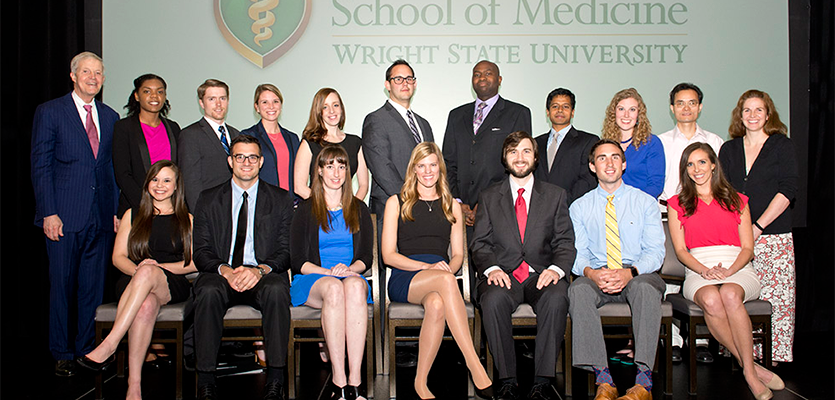 2016 Academy of Medicine Award Winners