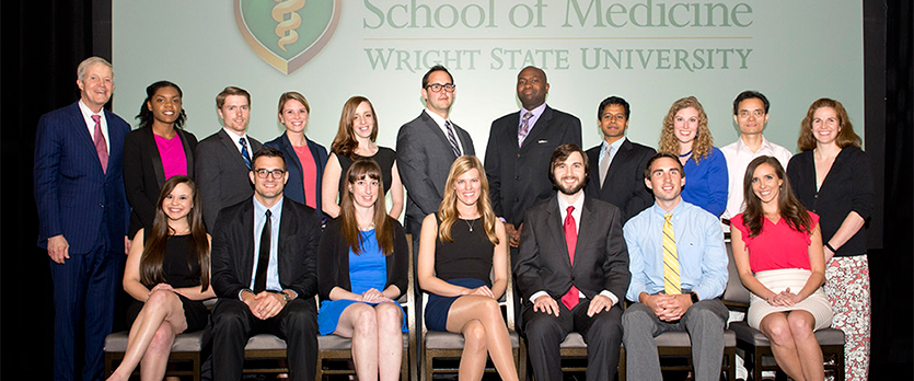 Academy of Medicine Group Photo