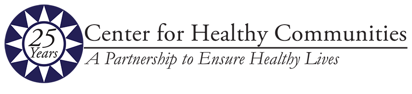 Center for Healthy Communities logo