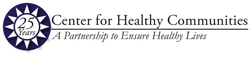 CHC 25th Anniversary logo