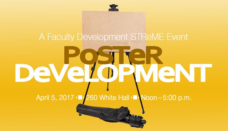 poster development image