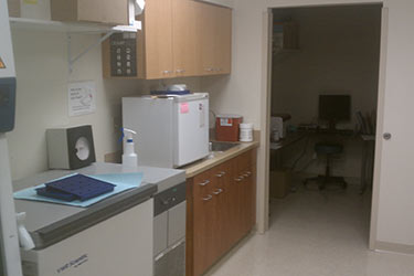 photo of the plastic surgery translational lab