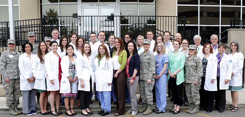 Obbgyn residents & faculty 2015