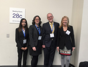 2017 APA presenters of Break on Through to the Other Side: With Telepsychiatry and Intellectual/Developmental Disability Psychiatry