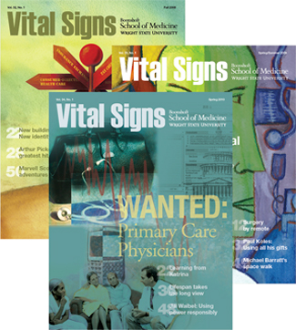 Vital Signs covers