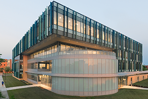 Neuroscience Engineering Collaboration Building