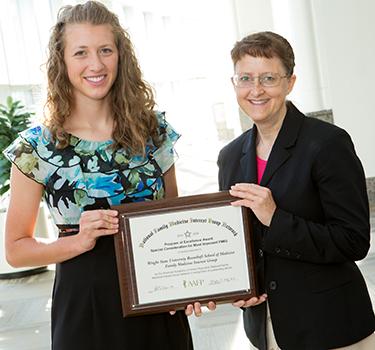 Kara Yutzy and Lisa Kellar, MD
