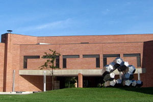 photo of the  Biological Sciences Buildings I & II