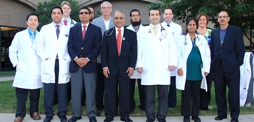 Cardiovascular Fellowship group