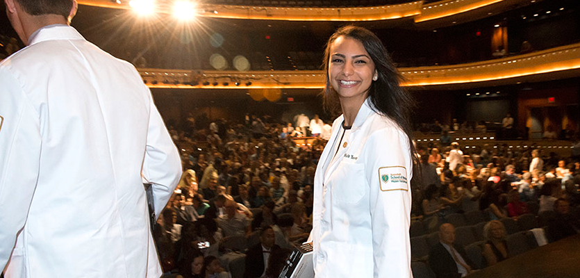2015 White Coat Ceremony