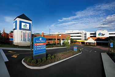 photo of dayton childrens hospital