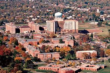 photo of dayton veterans affairs medical center