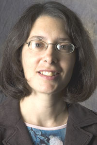 photo of Kathrin Engisch, Ph.D.