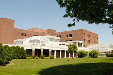 photo of greene memorial hospital
