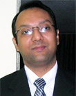 photo of K. Sunil Menon, M.D.