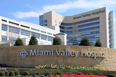 photo of miami valley hospital