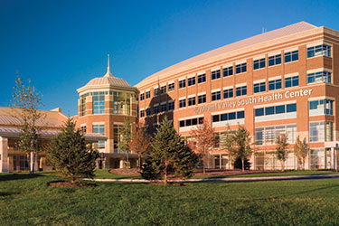 photo of miami valley hospital south