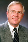 photo of james b. peoples, m.d.