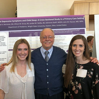 Medical students lead research finding connections between