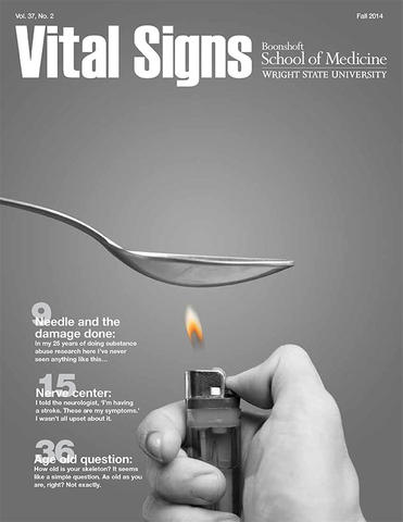 Cover of Vital Signs Fall 2014