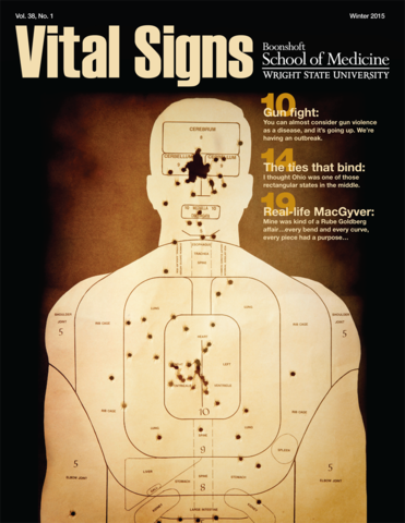 Vital Signs, Winter 2015, cover