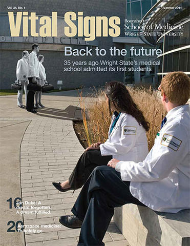 cover of vital signs summer 2011