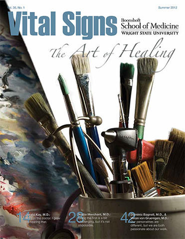 cover of vital signs summer 2012