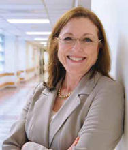 photo of Dean Marjorie Bowman