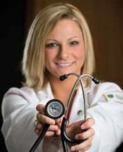 photo of Jenn Haas, M.D., 2013