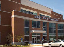 Photo of Wright State Physicians medical building