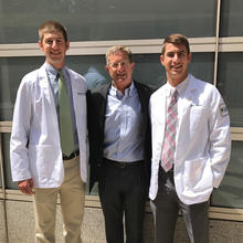 brothers that went to med school