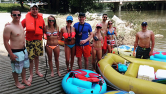 4th of July River float trip