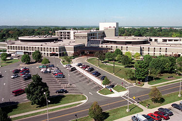 photo of wright patterson medical center